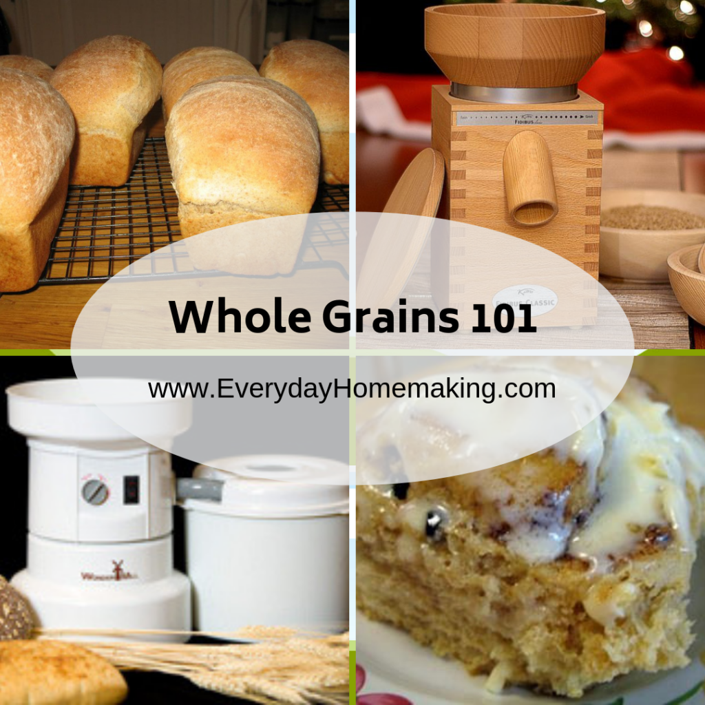 Whole Grains 101