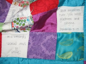 Blessing Blanket -- Everyday Homemaking