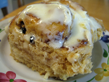 Homemaking (sweet roll) -- Everyday Homemaking