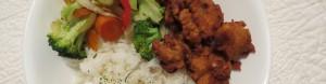 mochiko chicken slider