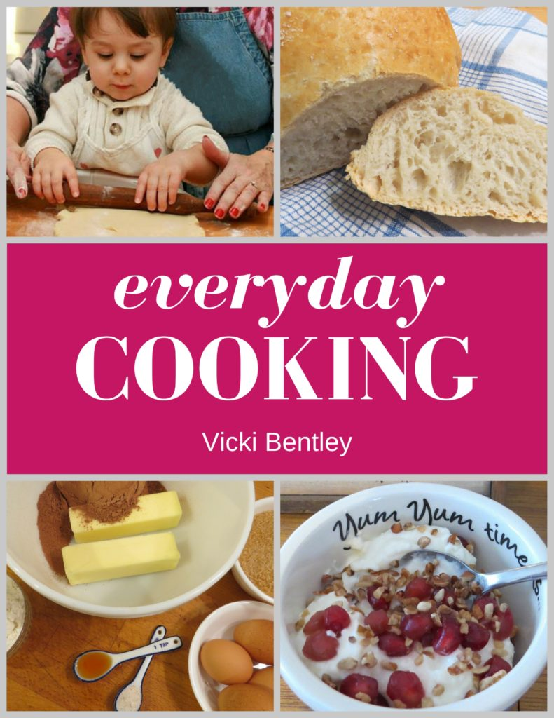 Everyday Cooking by Vicki Bentley