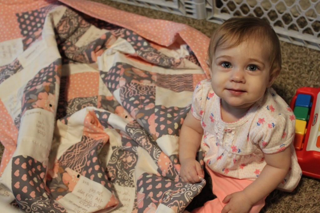 Blessing Blankets – Yet Another Update