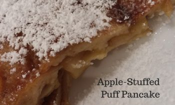 Apple-Stuffed Puff Pancake