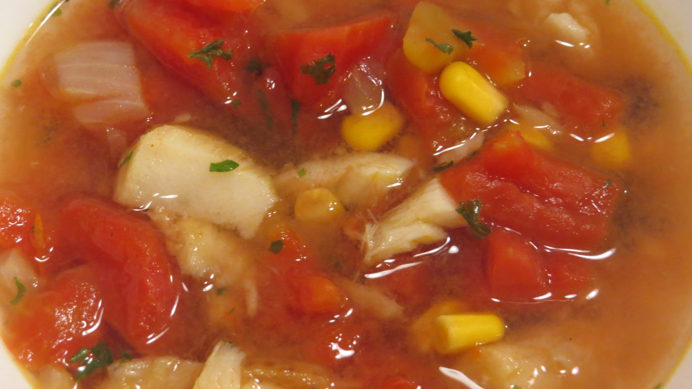 Grandma Appleby's Great Bay Fish Chowder