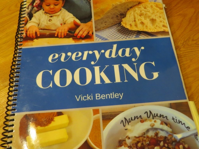Everyday Cooking cookbook
